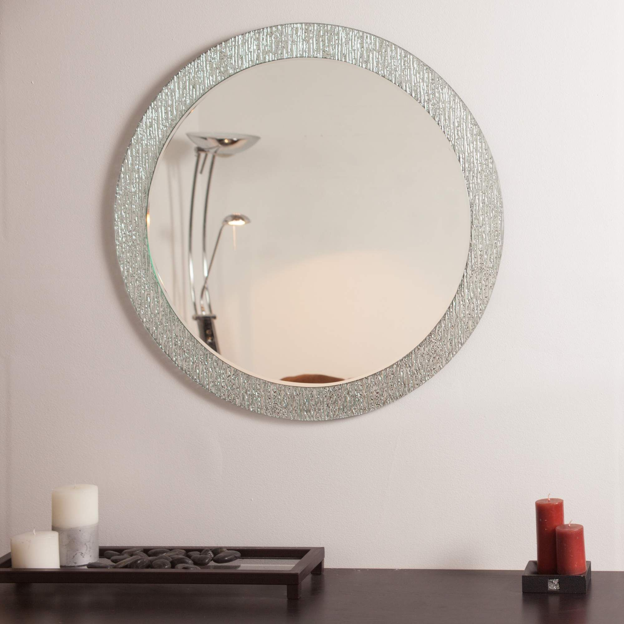 Mirrors Molten 27 1 2 Round Bathroom Wall Mirror Round Mirror Bathroom Mirror Wall Living Room Mirror Wall Bedroom