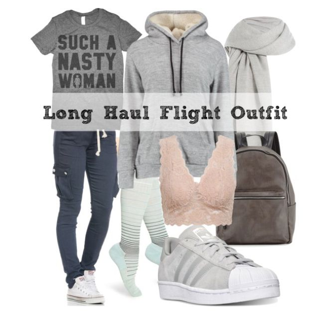 984be29a640c Long haul flight outfit