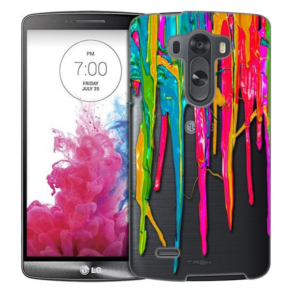 LG G3 Poured Melted Wax Case