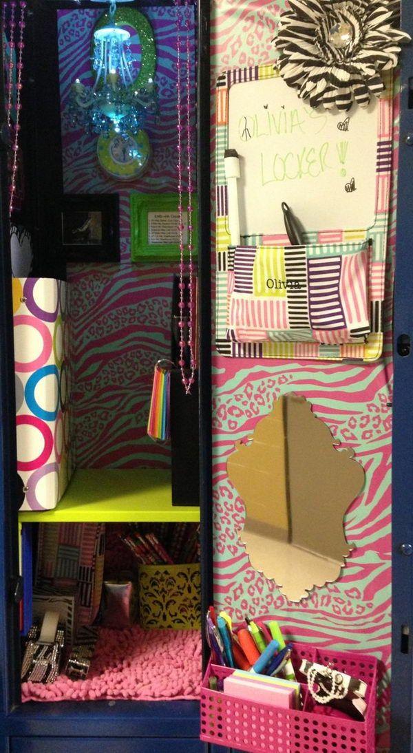 locker decorating ideas - photo #26