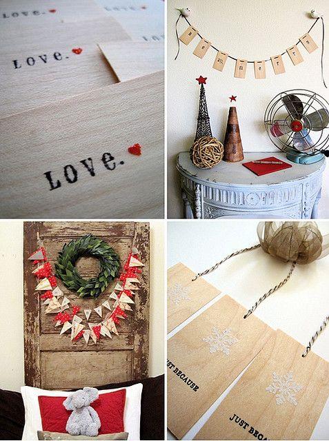 christmas packaging n hideen weihnachten und deko. Black Bedroom Furniture Sets. Home Design Ideas