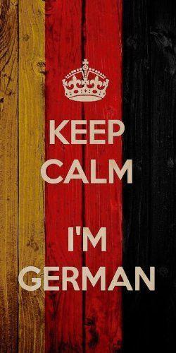 Keep Calm I M German W National German Flag Wood Grain Design Plywood Wood Print Poster Wall Art Hetalia Germany German Flag Germany Flag