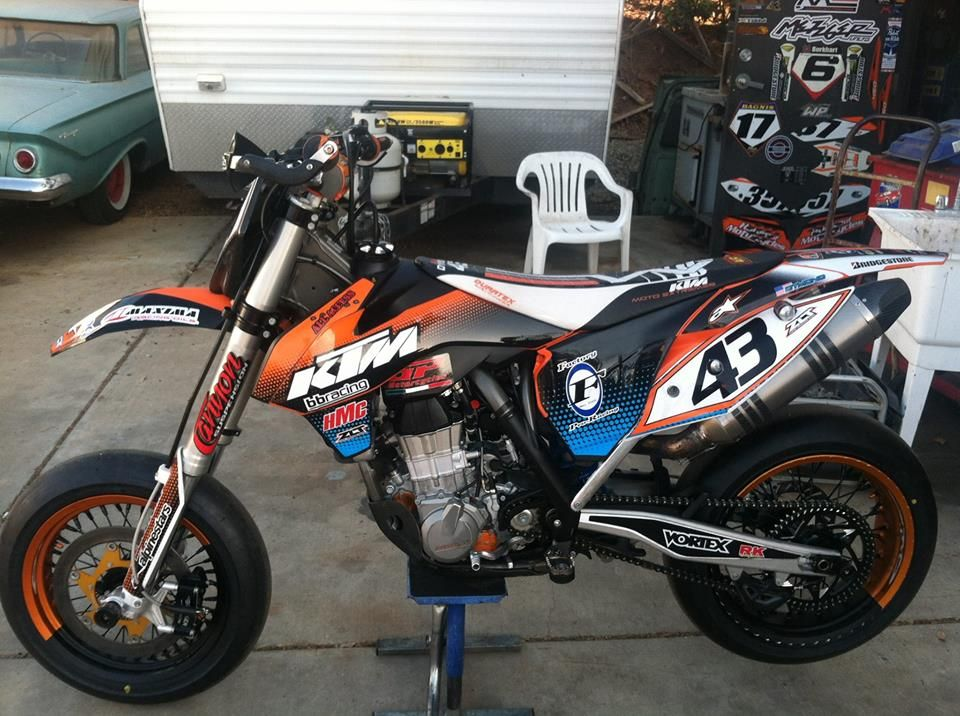 ktm racing supermoto motorsport pinterest motocross dual sport and dirt biking. Black Bedroom Furniture Sets. Home Design Ideas
