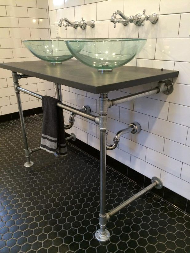 Bathrooms Awesome Industrial Style Bathrooms Industrial Style