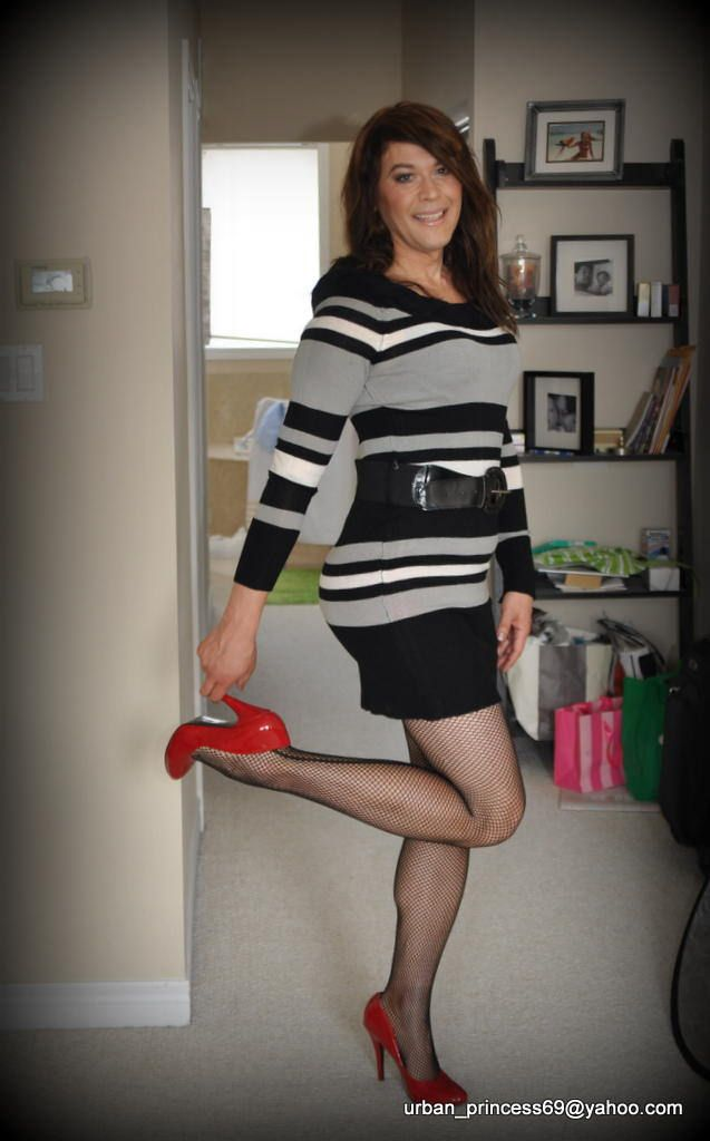 wife for fun dressed Mature
