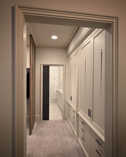 Stunning Walk Through Walk In Closet Dream Closet Design Walk Through Closet Closet Design