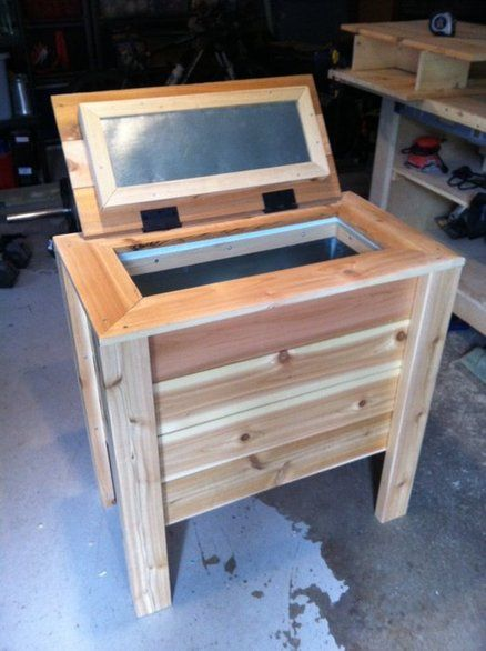 Cedar Ice Chest Wooden Ice Chest Coffee Table Plans