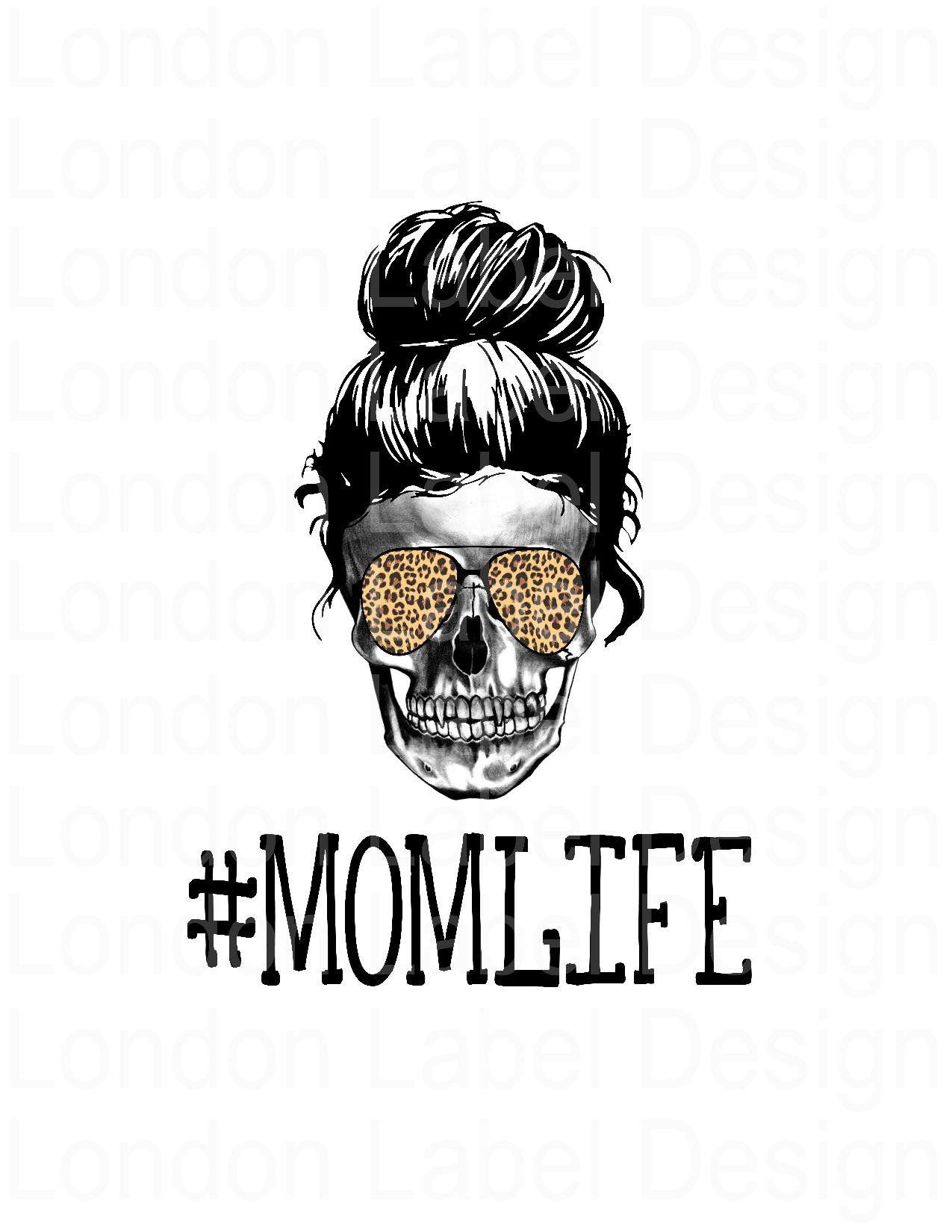 Svg File Messy Bun Mom Life Svg Free – 310+ SVG PNG EPS DXF in Zip File