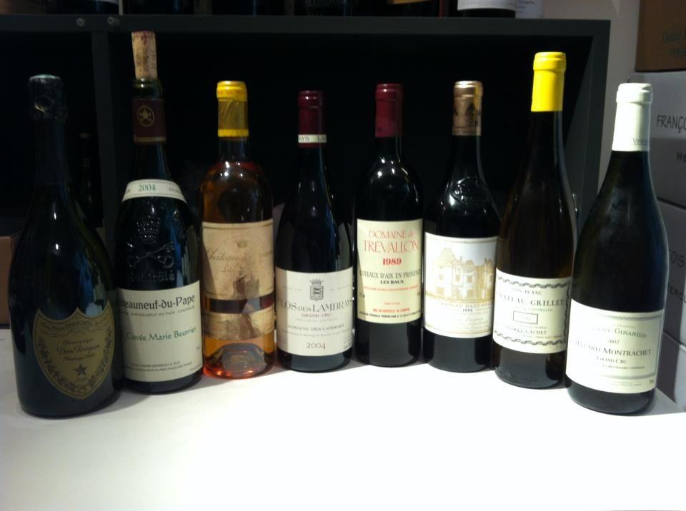 """Au programme de ce soir : Une belle dégustation de """"Grands Vins Mythiques"""" ! https://www.facebook.com/Oenoschool http://www.oenoschool.com/"""