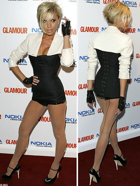 Victoria beckams pussy