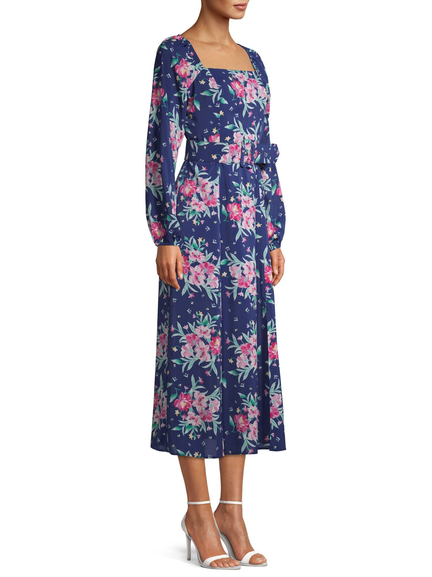 Prospect The Label Prospect The Label Women S Belted Midi Dress Walmart Com Belted Midi Dress Dresses Midi Dress [ 2000 x 1500 Pixel ]