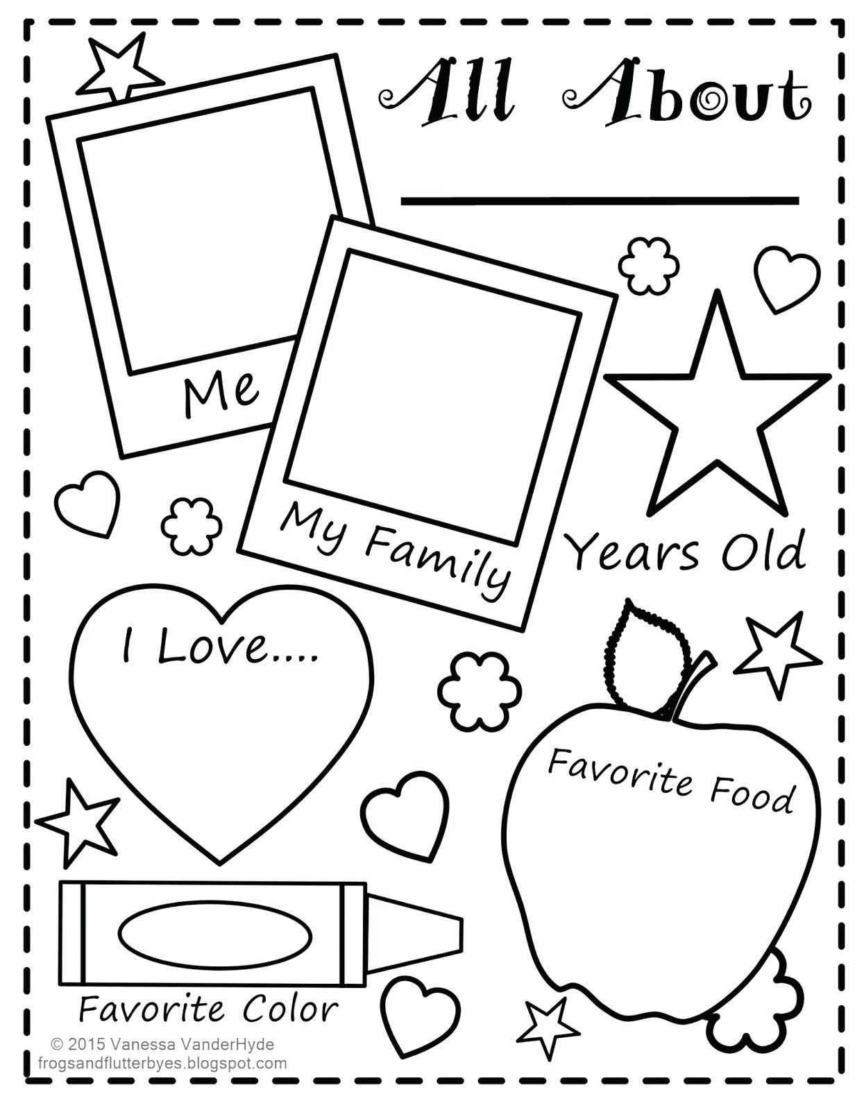 Kindergarten Sorting Worksheets Coloring Worksheet