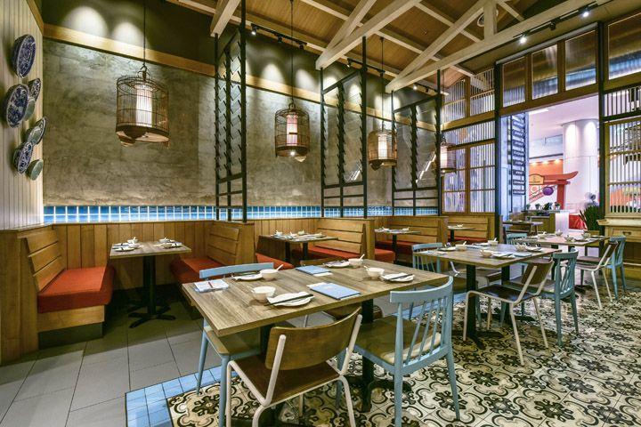 Merveilleux Dolly Dimsum Chinese Restaurant By Metaphor Interior, Kuala Lumpur U2013  Malaysia » Retail Design Blog