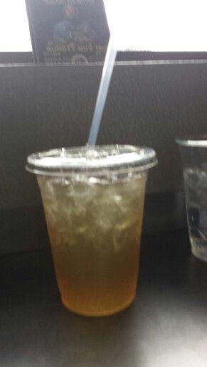 Swamp Thing tea from Shawarmageddon! #tea #shawarmageddon