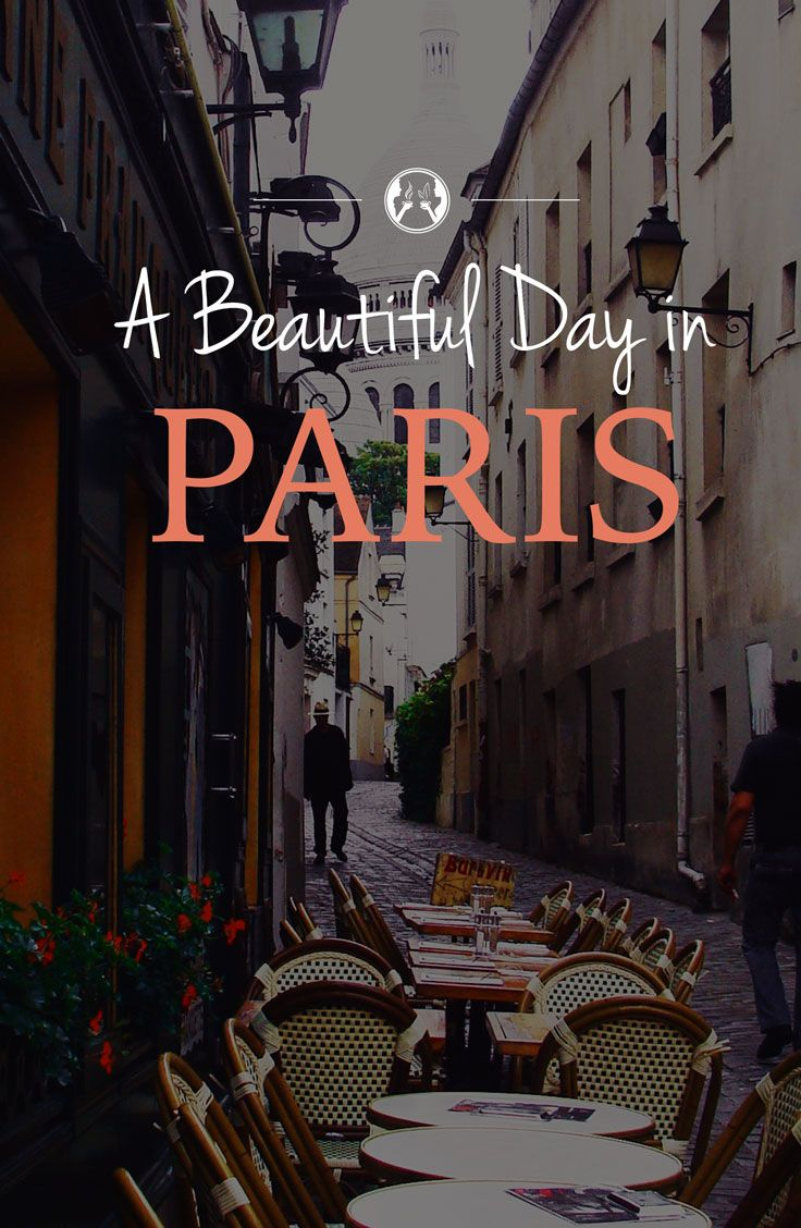 """Lots of people nowadays are disappointed of Paris. It is called dirty, crowded. People say, it stinks, and so on… So, is the """"City of Love"""" just a myth?"""