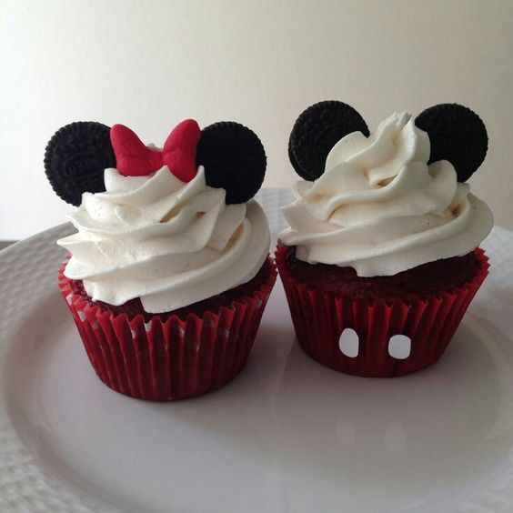5 Reasons Cupcakes Are Better Than Cake #minniemouse