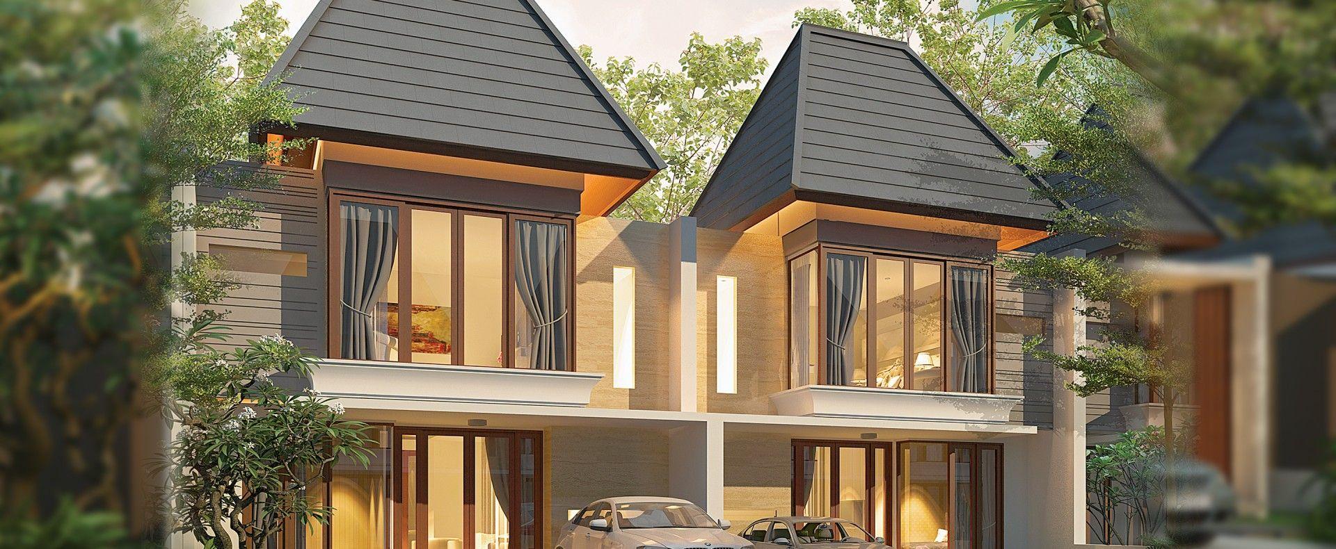 Desain Rumah Minimalis 2 Lantai Ada Kolam Renang   Huniankini