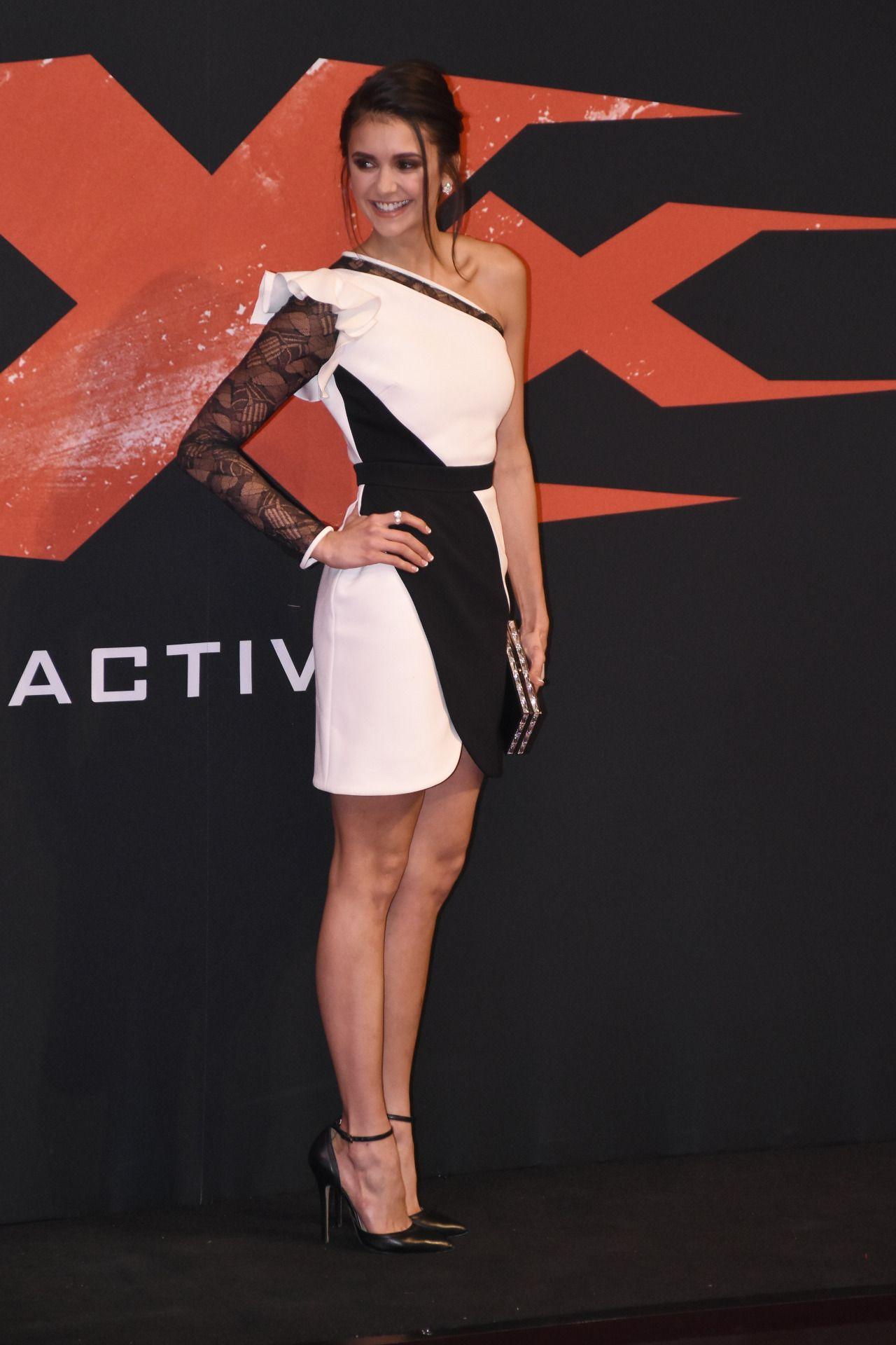 11689210b9e Nina Dobrev Follow http   celebrity-legs-and-heels.tumblr