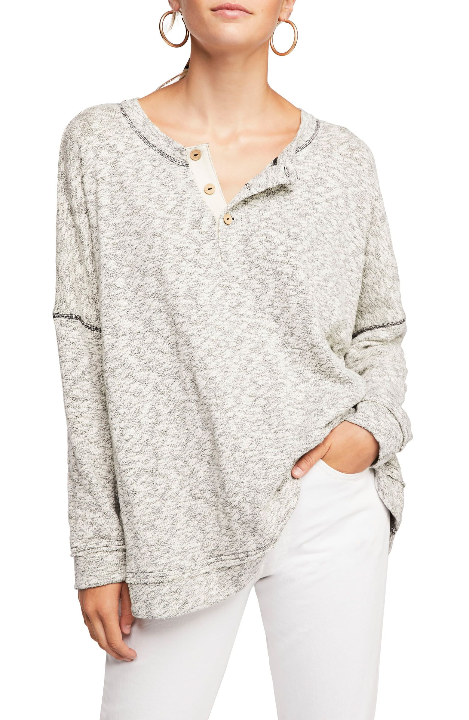 c5c5f2b7c55 Endless Summer by Free People Sleep to Dream Knit Top | Nordstrom ...