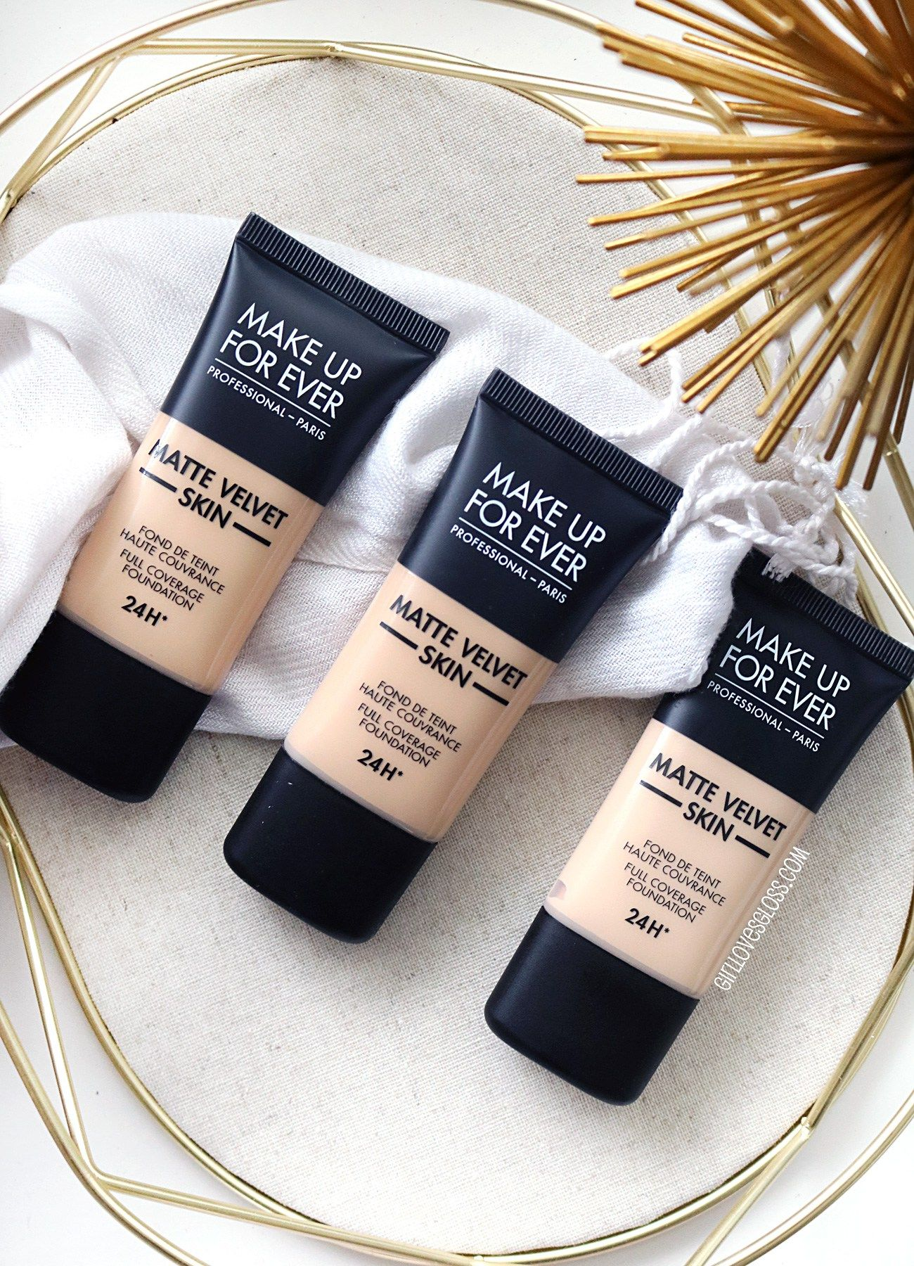 Look For a Matte Foundation? Look No Further! • Girl Loves