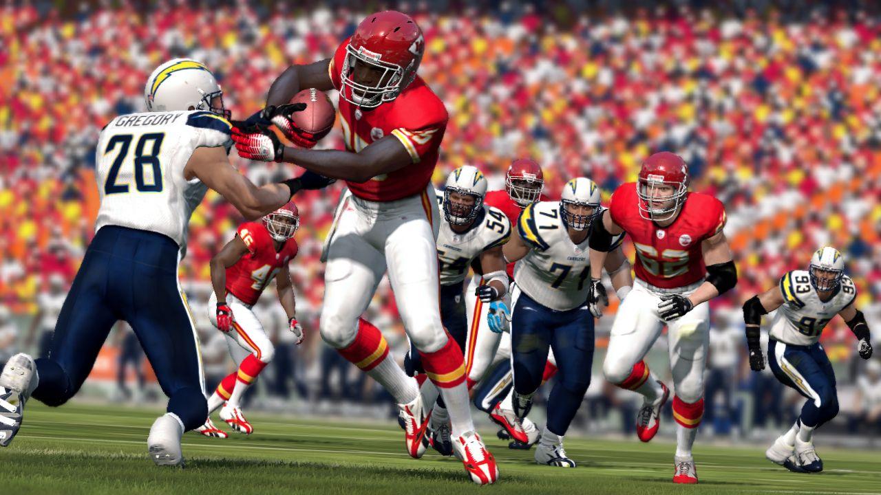 Download Madden NFL 12 PC Game Torrent http