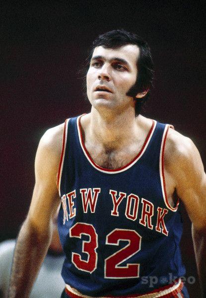 Nba Basketball New York Knicks: Jerry Lucas -1972