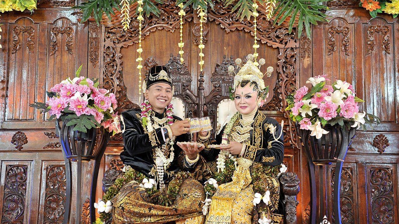 Video Wedding Clip Pengantin Muslim Jawa Pernikahan Santi Aji Di Magelang Pernikahan Pengantin