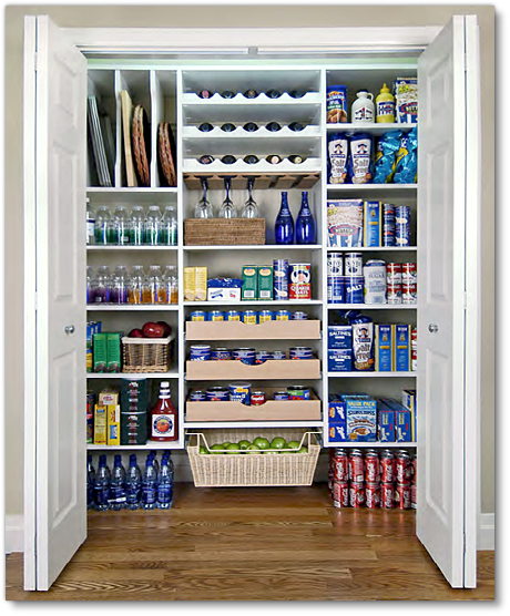 9 Tips For A Perfectly Organized Pantry: The Manufactured Homes That Have The Washer & Dryer Room
