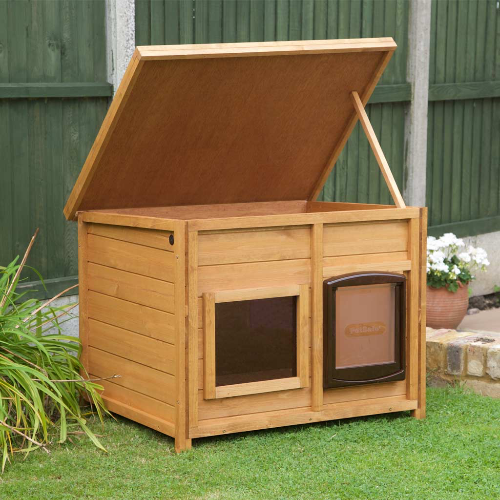Home & Roost Dogs Love Our Outdoor Dog Kennels Dog