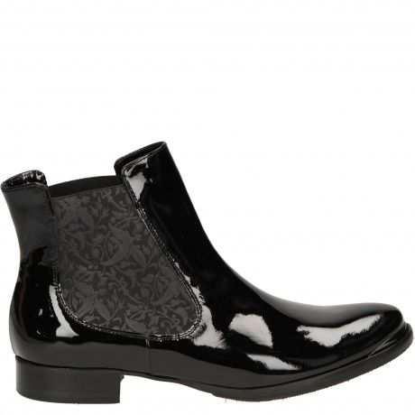 Lakierowane Sztyblety Szukaj W Google Chelsea Boots Boots Rain Boots