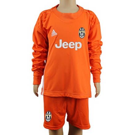 Juventus Fc Torwart Trikot Langarmlig Kinder 2017 20 90
