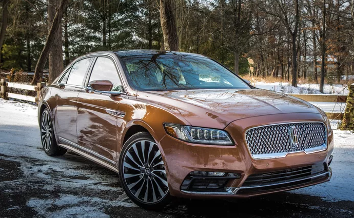 2020 Lincoln Town Car Price
