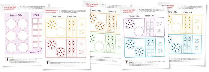 Place Value Worksheets place value worksheets for kindergarten – Kindergarten Place Value Worksheets