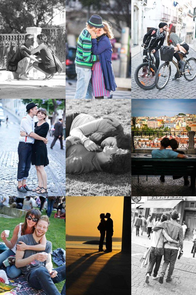 Because Lisbon is a great setting for romantic moments