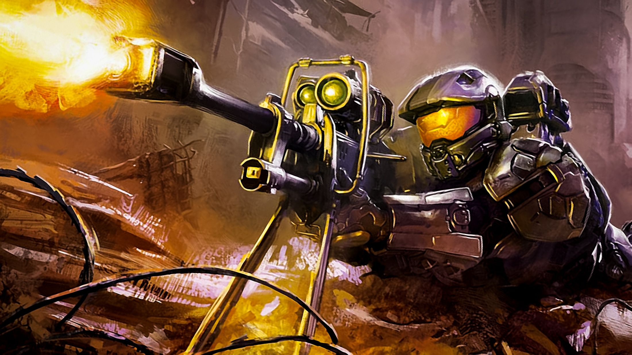 Halo Master Chief Wallpaper Google Search Halo Backgrounds