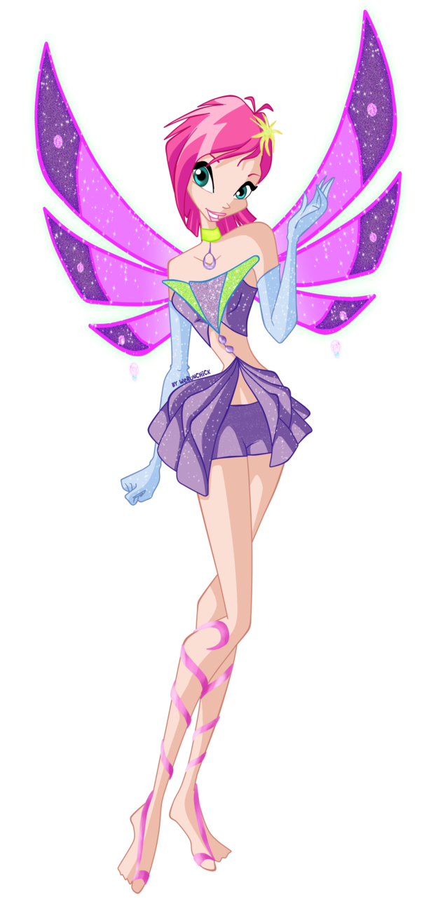 Tecna enchantix buscar con google winx club