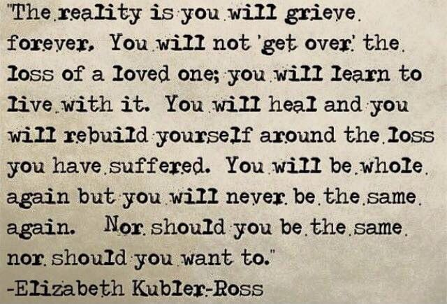 essays on grief and bereavement