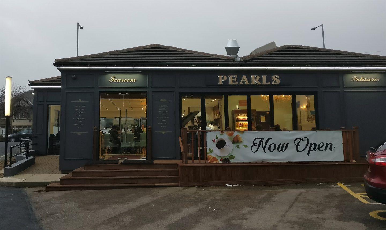 Pearls Tearoom Patisserie Bradford Review Tea Room Halal Recipes Patisserie