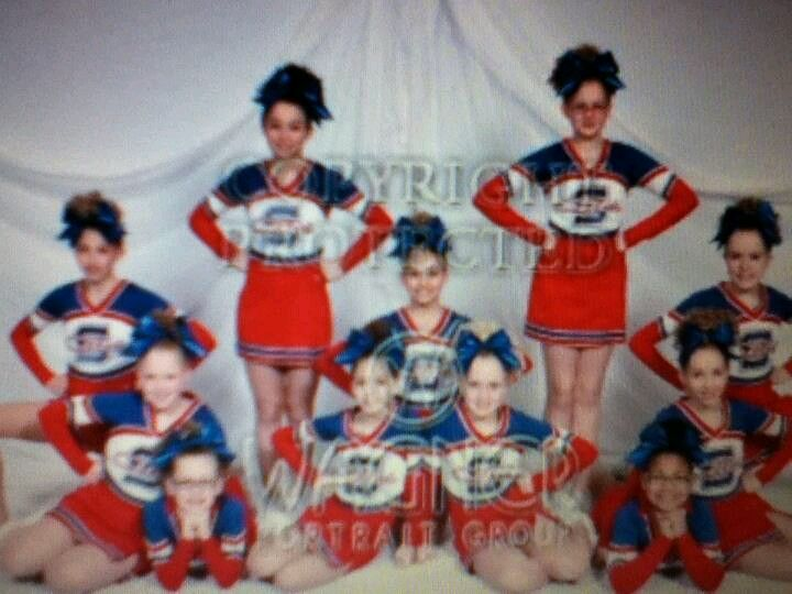 20112012 cheerleading state compitition with images