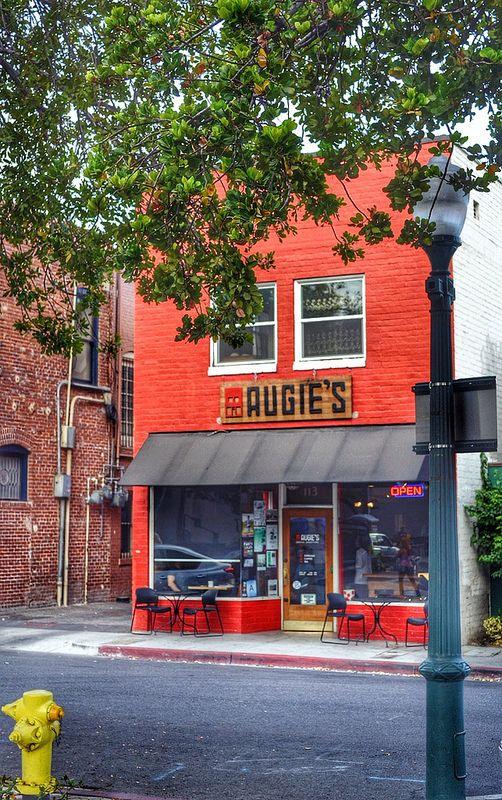 Augie S Coffee Redlands Favorite City California