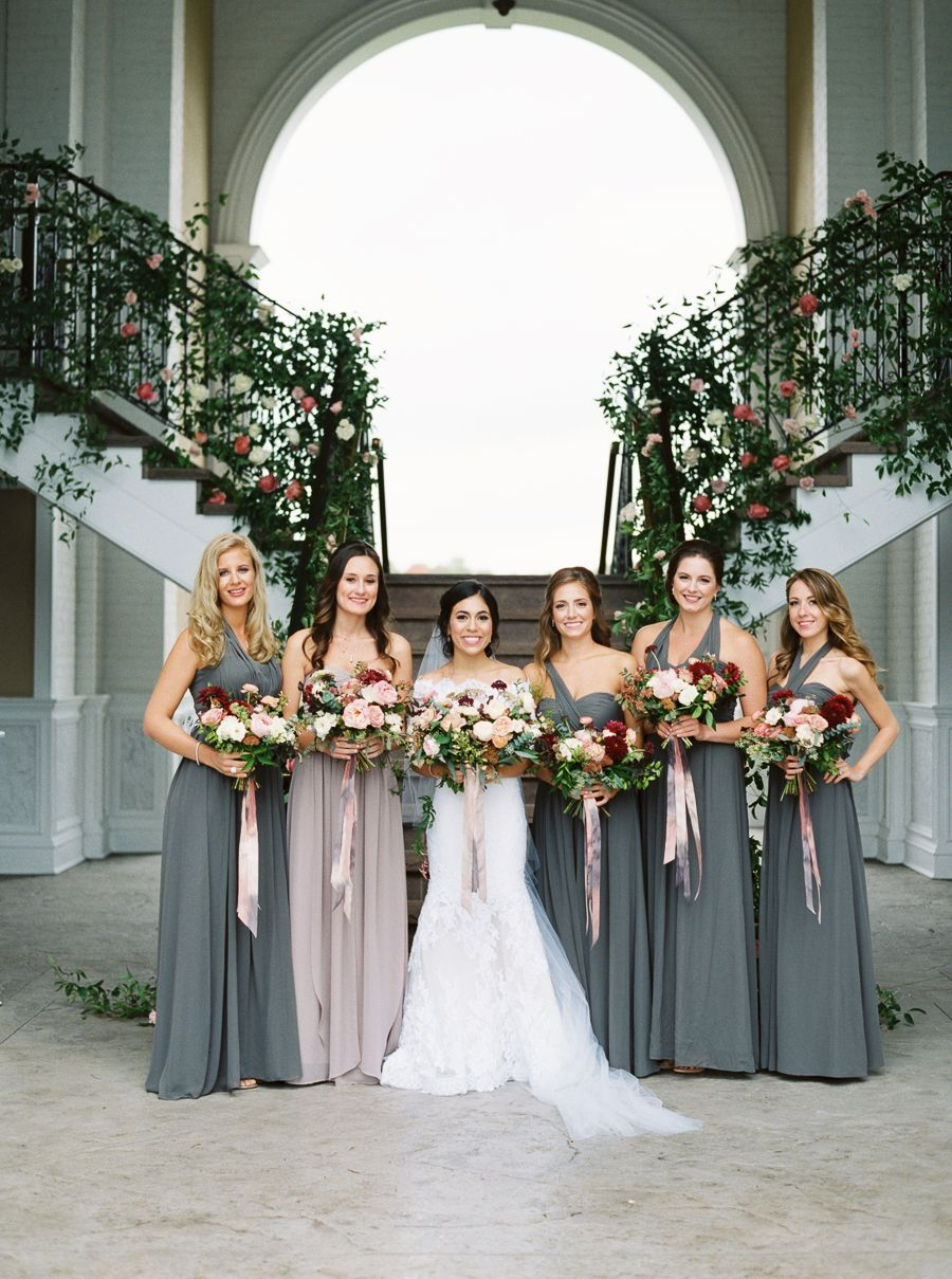 Bedminster Township, NJ Fall Wedding
