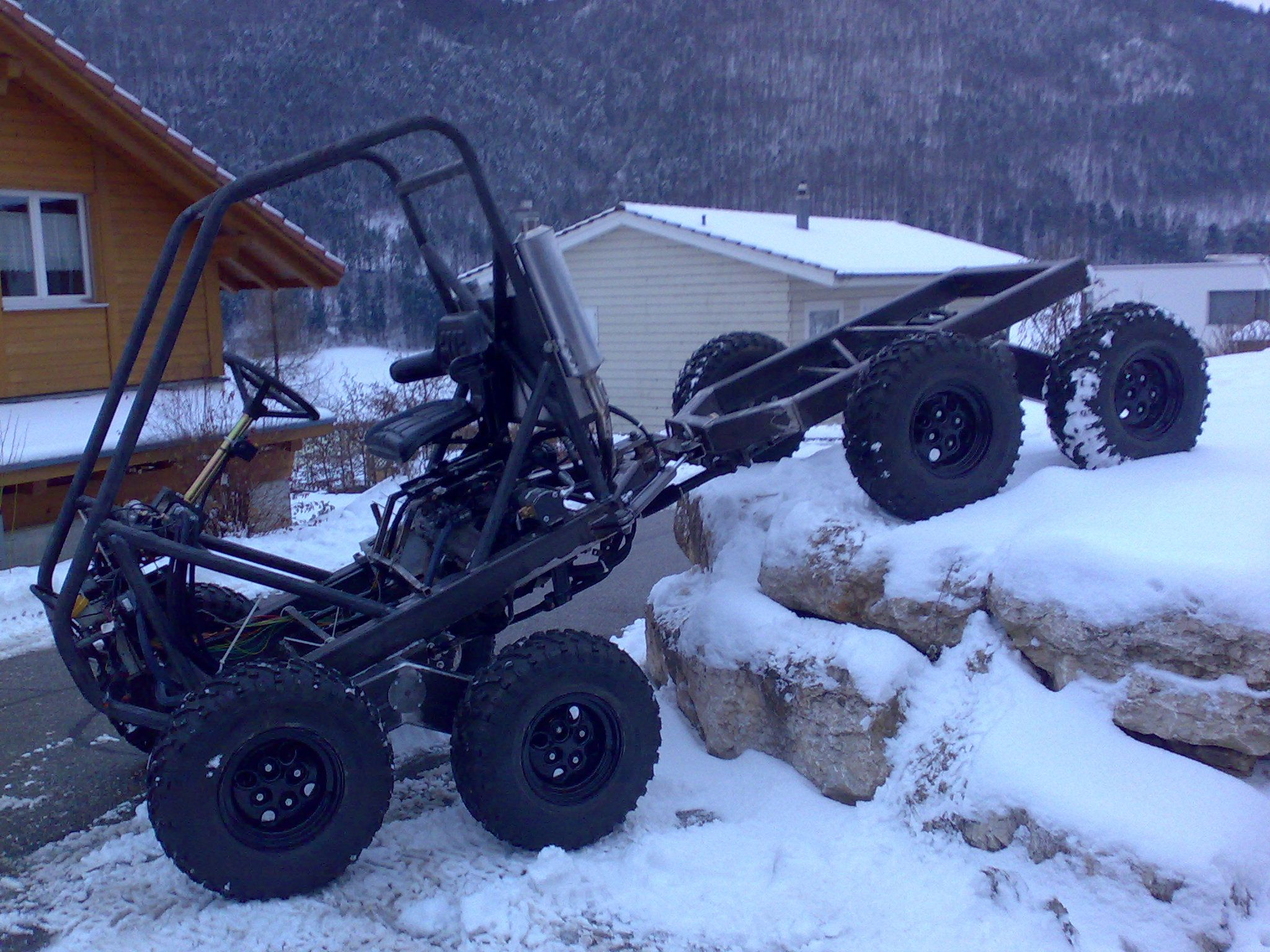 how to build a 4x4 an 8x8 atv pinterest 4x4 atv and vehicle. Black Bedroom Furniture Sets. Home Design Ideas