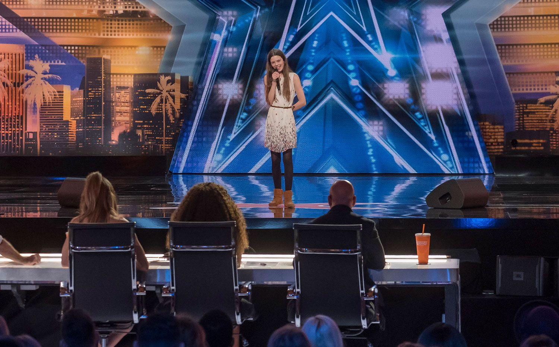Shy 13 Year Old Courtney Hadwin Blows America S Got Talent Judges