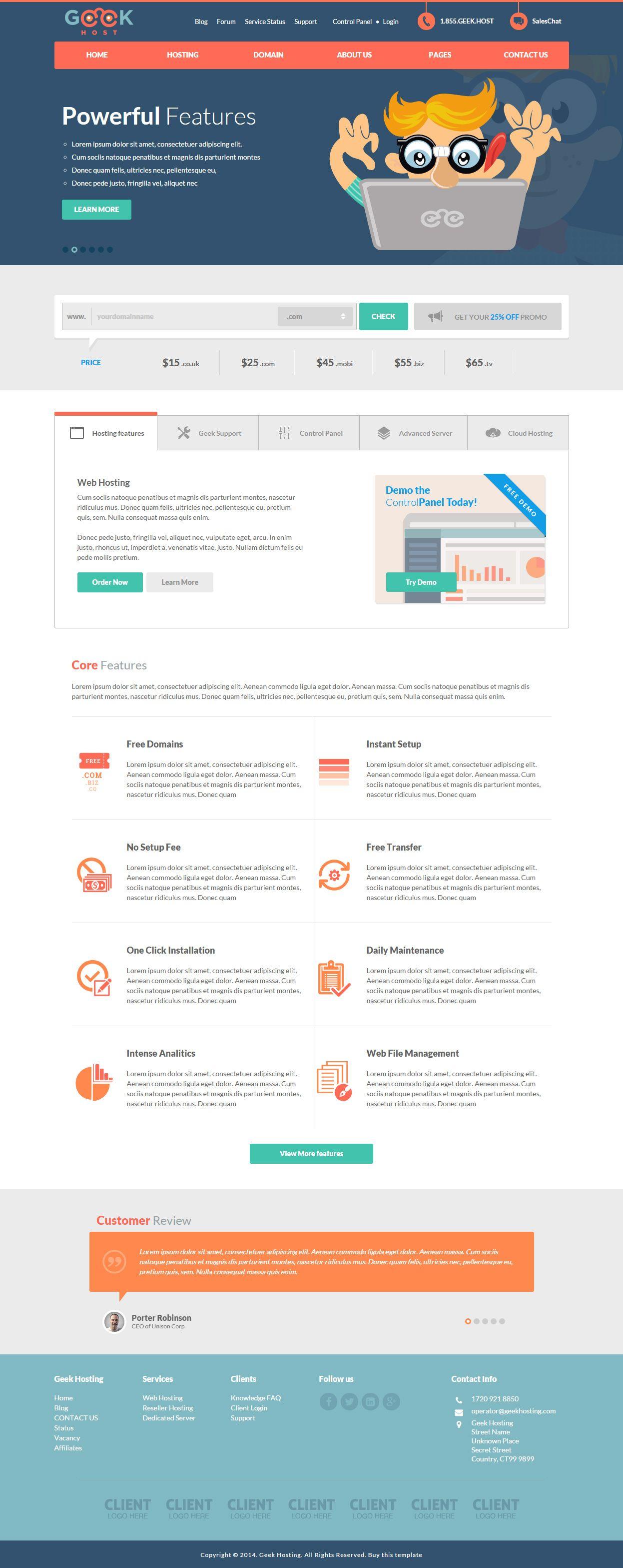 Tolle Blog Vorlagencode Zeitgenössisch - Beispiel Business ...