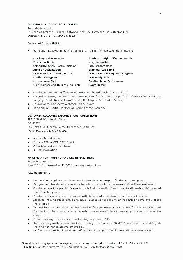 Resume Template Customer Service Awesome Warehouse Clerk Resume Samples Logistics Manager Resume Template Di 2020