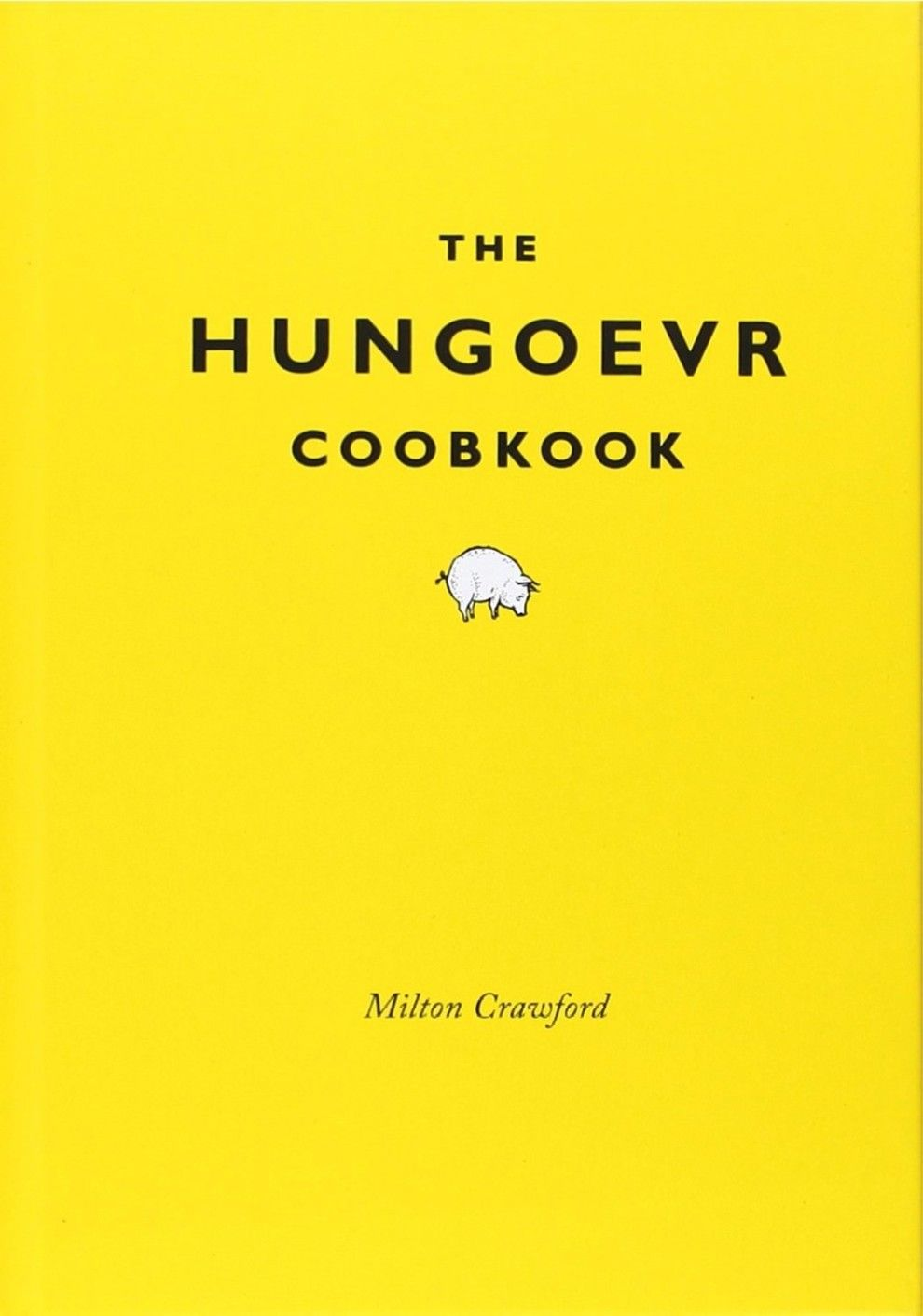 A cookbook that's here for you when, maybe, you had a few