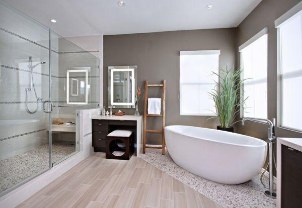 Badezimmergestaltung Ideen, die gerade voll im Trend liegen - http ...