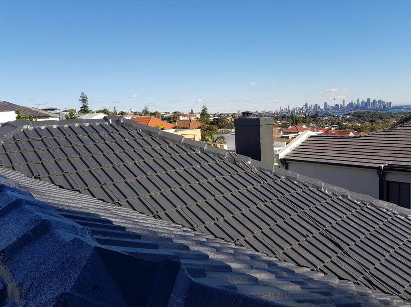 Mr Roofer Use Our Extensive Knowledge And Vast Experience To Restore Your Roof To Its Original Glory By Using High Grade Ma Roof Restoration Roof Paint Roofer