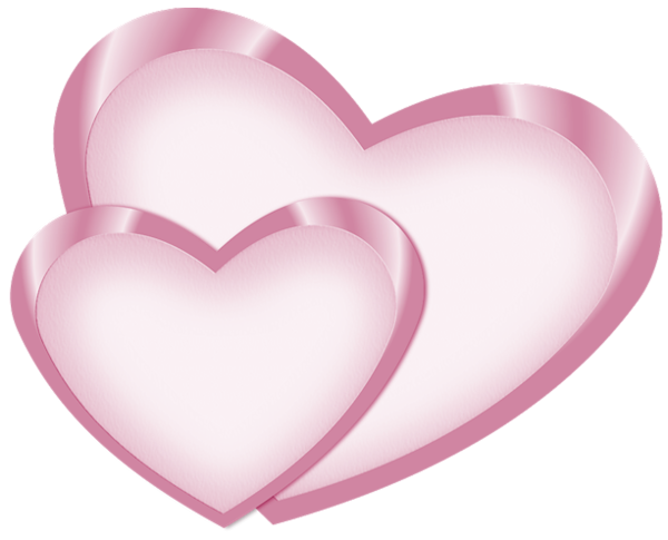 Valentine Soft Pink Hearts Png Clipart Pink Heart Clip Art Floral Wallpaper Iphone