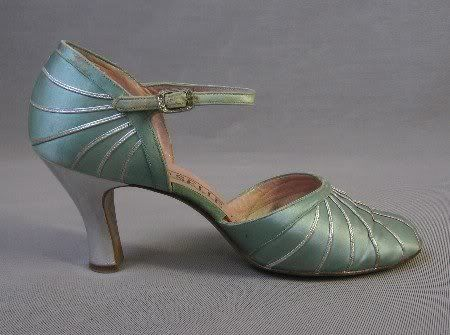 30s dancing shoes